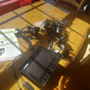 Wireless 4 Camera System With Monitor for Sale in Auburndale, FL