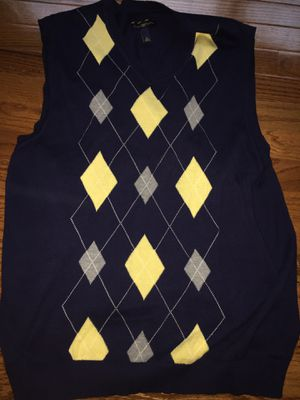 Club room sweater vest size large for Sale in Fairfax, VA