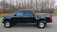 For sale 2OO2 F-150 FX4 Clean Truck for Sale in Baltimore, MD