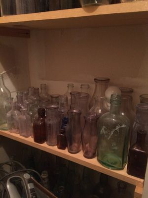 Antique glass for Sale in Reedley, CA