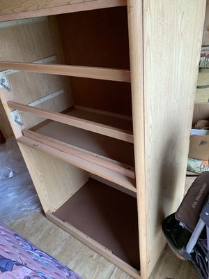 Three drawer dresser with tv spot for Sale in Traverse City, MI