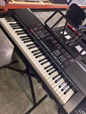 61 Unweighted Keys Electronic Keyboard W/ Stand for Sale in Chino, CA