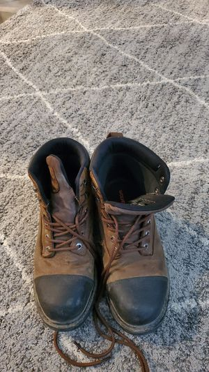 Men's 9.5 work boots . Used for 3 days as back ups for Sale in Fontana, CA