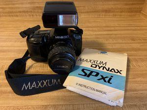 MINOLTA MAXXUM SPxi 35mm Film Camera for Sale in Los Angeles, CA