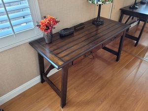 Wood Writing Desk for Sale in Chino Hills, CA