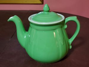 Vintage Green Hall Teapot for Sale in Portland, OR