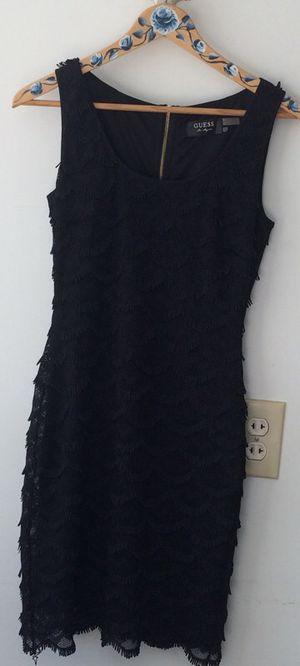 Guess Black Fringe Dress for Sale in Modesto, CA