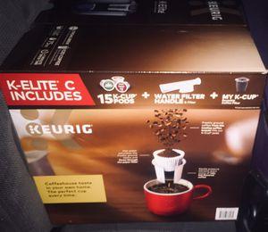 Keurig Elite-C for Sale in West Palm Beach, FL