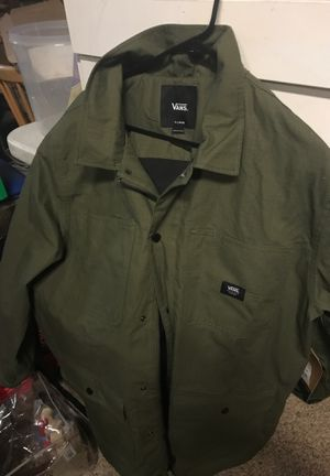 Vans Jacket too big to fit for Sale in Orangevale, CA