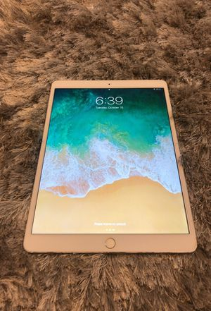 iPad Pro 10.5in- 256GB - Excellent Condition for Sale in Roseville, CA