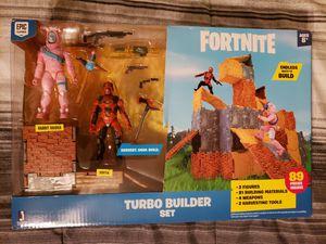 Fortnite Turbo Builder Set 89 Pieces for Sale in Mesa, AZ