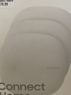 Samsung Electronics ET-WV520B ET-WV520K Smart Wi-Fi System 2x2 MIMO, White for Sale in Fontana,  CA