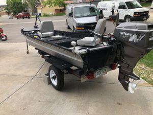 Jon boat for Sale in Thornton, CO