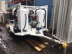 Air compressor trailer. for Sale in Washougal, WA