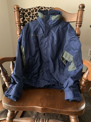 Columbia Men's size Large multi layer winter coat. for Sale in Summersville, WV