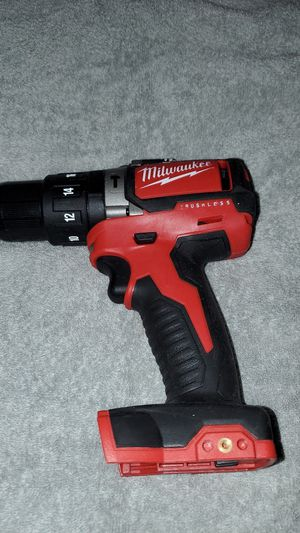 "Milwaukee 1/2"" Hammer Drill/Driver ""NEW"" for Sale in Philadelphia, PA"
