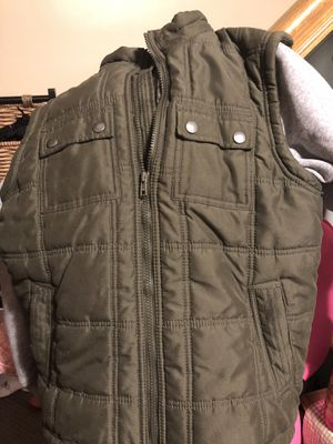 Youth Gap Vest Hoodie Jacket for Sale in Bedford, MA
