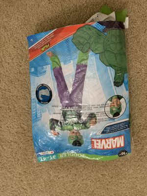 Halloween Costume - Hulk(3T-4T) 4$ for Sale in Columbus, OH