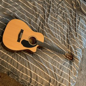 FENDER CC-60SCE ELECTRIC ACOUSTIC for Sale in Fairfax, CA