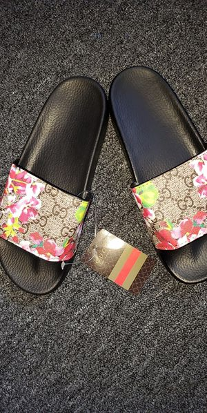 Gucci slides size 6 & 7 womens for Sale in Lynn, MA