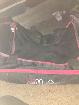FILA duffle gym bag for Sale in San Diego, CA