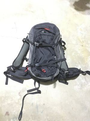 Mammut SnowPulse Pro 35 - Airbag Backpack - Backcountry Skiing for Sale in Seattle, WA