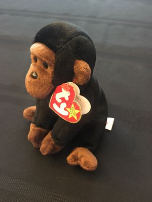 Congo beanie baby 5th generation 1996 for Sale in Denver, CO