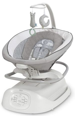 Graco Sense2Soothe Baby Swing with Cry Detection Technology, Sailor for Sale in Las Vegas, NV