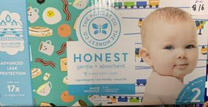 Honest Diapers - Size 2 for Sale in Houston, TX