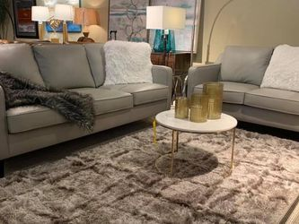 Sofa And Love Leather In stock Priced To Go In Everett Wa for Sale in undefined