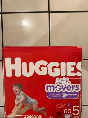 Huggies little movers for Sale in Bakersfield, CA