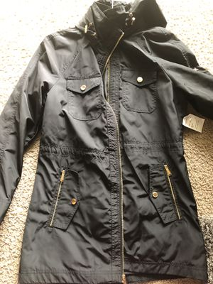 Black Michael Kors authentic jacket brand new for 120$ only great deal for Sale in Bellevue, WA