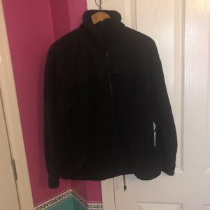 Army Black Cold Weather Fleece jacket for Sale in Cibolo, TX
