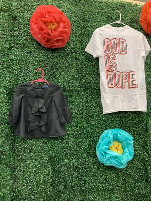 God is dope shirts and kid clothes for Sale in Slidell, LA