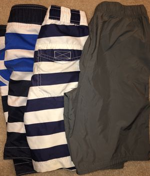 Boys size small swim shorts for Sale in Windermere, FL