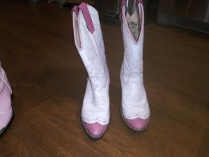 Old West Girls Cowboys boots for Sale in Port Lavaca, TX