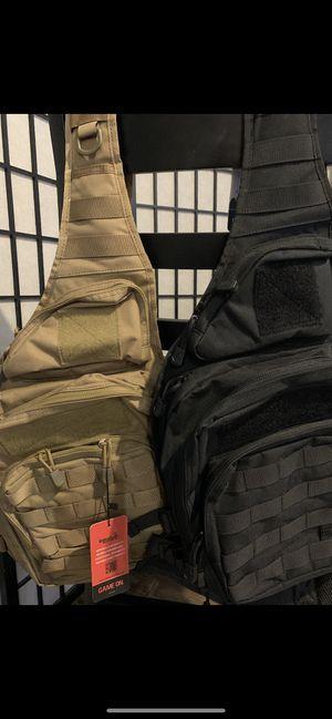 Shoulder messenger back pack for Sale in Chino Hills, CA