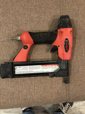 IronForce 18 Gauge 60-100 PSI nail gun for Sale for sale  Staten Island, NY