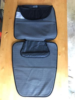 Two Summer brand seat protectors for under car seats for Sale in Raleigh, NC