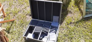 CD storage case for Sale in Gibsonton, FL