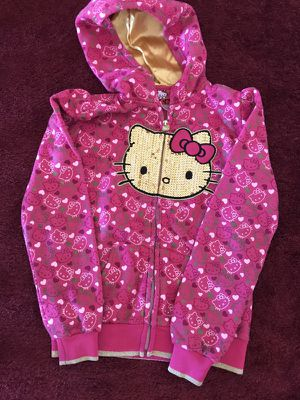 Hello kitty zip sweater for Sale in Downey, CA