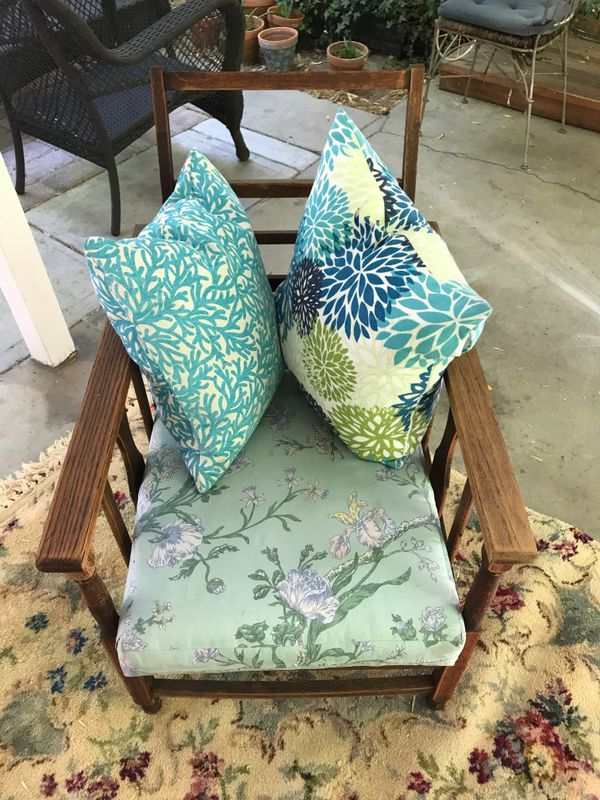 Antique Wooden Patio Set For Sale In Alhambra Ca Offerup