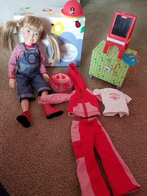Retired american girl Logan (hopscotch hill school) for Sale in US