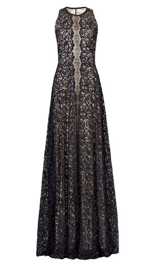 Formal Dress Size 8 Erin Erin Fetherston AUTHENTIC Prom Wedding Guest Evening Gown in Gray for Sale in Burbank, IL