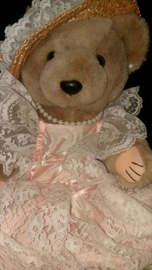 Old fashioned teddy bear for Sale in Dickinson, ND