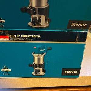 Makita Router for Sale in Lancaster, PA
