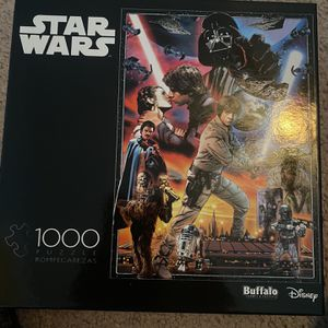 Star Wars Puzzle Set Of 4 for Sale in Glendale, AZ
