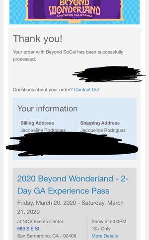 Beyond Wonderland for Sale in Bloomington, CA