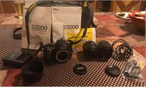 Nikon Digital camera DSLR D3200 for Sale in Trinity, NC