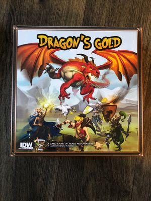 Dragons Gold Board Game for Sale in Ocean Ridge, FL